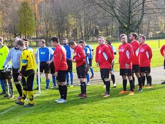 Spielbericht - Deutliche Niederlage beim VfL Höfen 2
