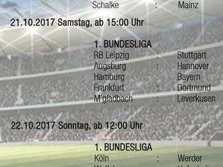 Bundesliga und DFB-Pokal LIVE beim SVN