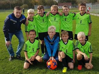 Spielbericht - F-Jugend in Enzberg