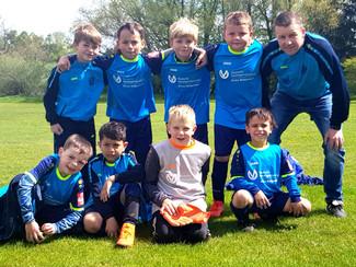 Klasse Spieltag unserer F-Jugend
