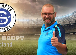Vorwort Vorstand + 1. Stadionheft 2020/2021