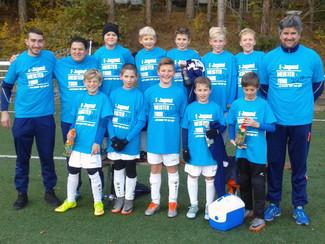 Spielberichte - E1-Jugend macht die Meisterschaft perfekt