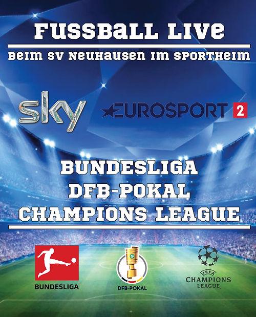 Bundesliga Live beim SVN