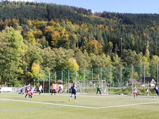 Neuntes Spiel, Neunter Sieg für den SV Neuhausen 2