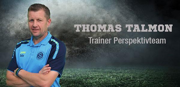 Trainer Thomas Talmon