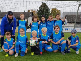 Heimspieltag der E-Junioren // F-Jugend in Buckenberg