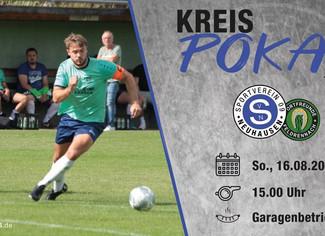1. Runde Kreispokal Pforzheim