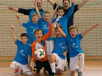 Sensationeller Turniersieg beim Manuel-Hess-Cup in Wimsheim