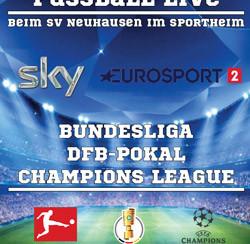 Relegation und DFB-Pokalfinale LIVE beim SVN