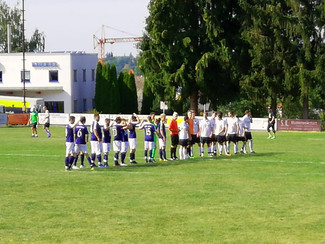 Punkteteilung in Feldrennach