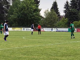 Spielbericht - Bietderby endet 3:3