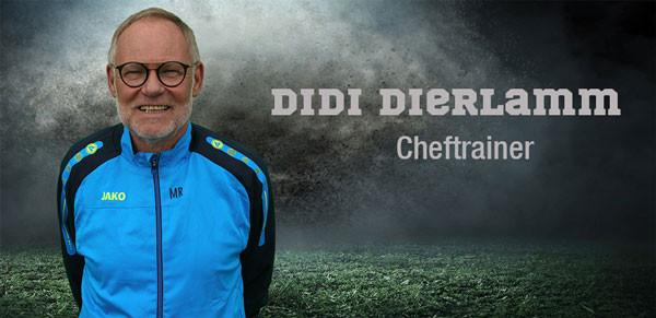 Cheftrainer Didi Dierlamm