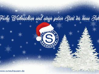 Weihnachtsgrüße vom SVN