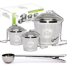 Tea infuser set