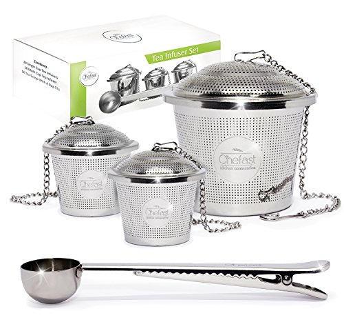 Tea infuser set