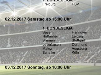 Bundesliga & CL LIVE beim SVN