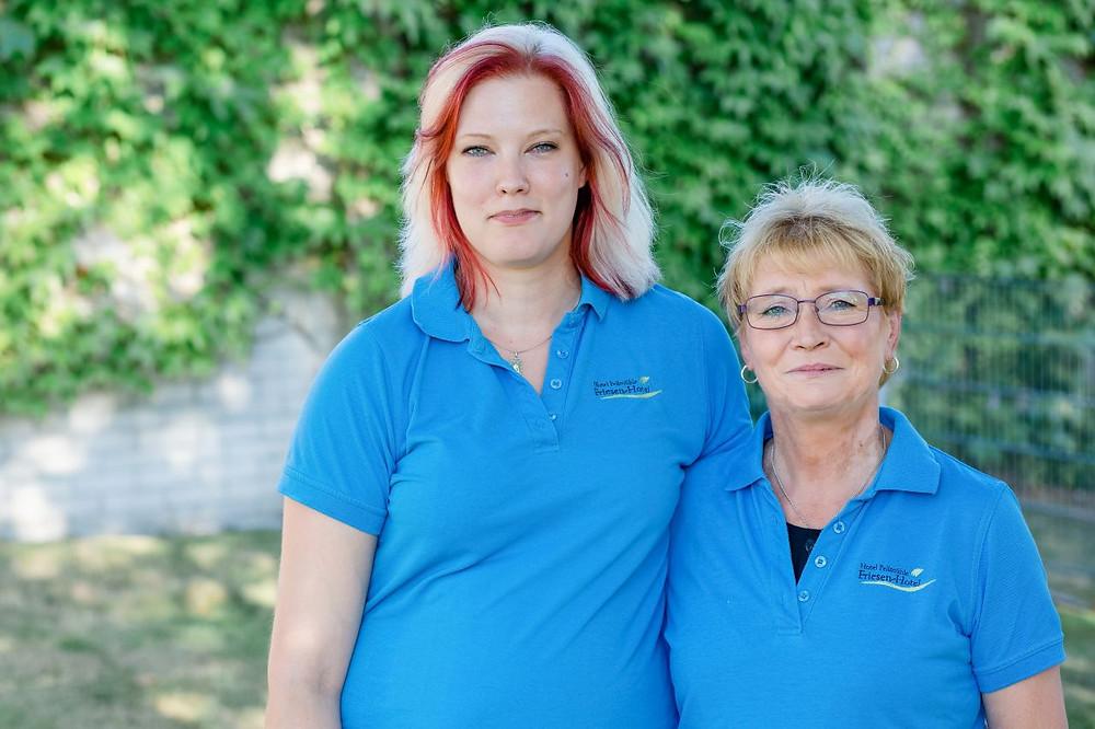 Ann-Katrin Jakobs & Susanne Wallat