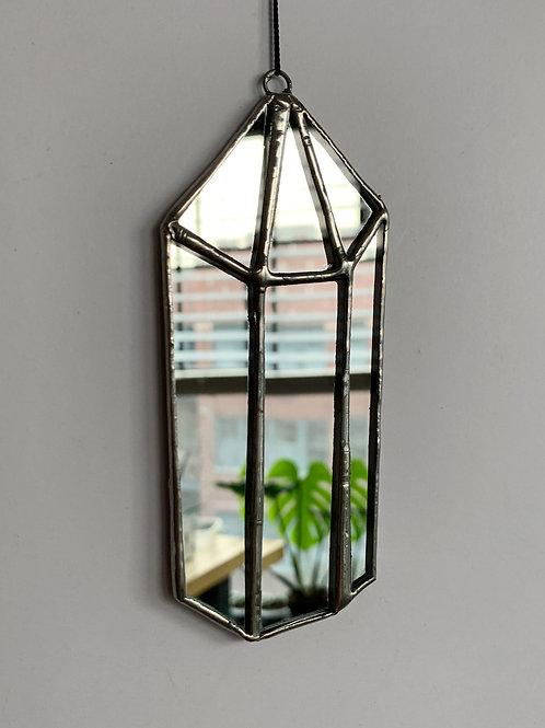 Mirror Crystal Suncatcher