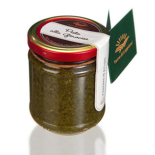 Pesto alla Genovese, 180 Gr.