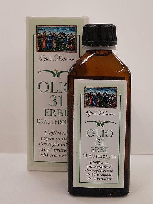 Olio 31 Erbe - 31-Kräuter-Öl,100ml