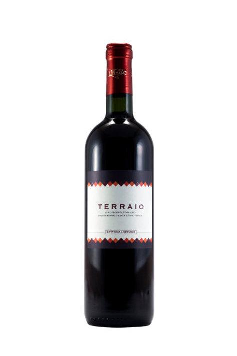 Terraio Vino rosso toscano I.G.T. Biologico