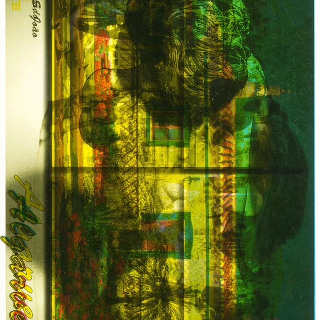 RÜCKENAKT, 1988/2020  C-Print gerahmt 188,3 x 129 cm