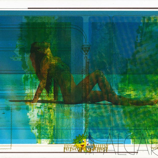 ELISA, 1988/2020  C-Print gerahmt 109 x 151,8 cm