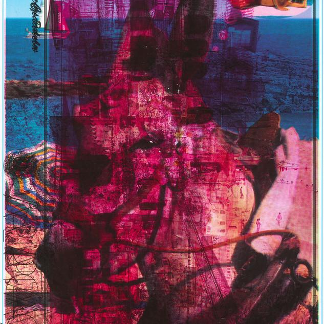 ESEL, 1988/2020  C-Print gerahmt 188,3 x 129 cm