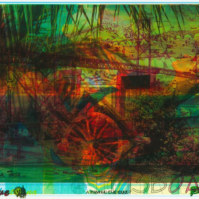 AUF DEM KARREN, 1988/2020  C-Print gerahmt 109 x 151,8 cm