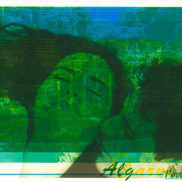 LIEBE I, 1988/2020  C-Print gerahmt 109 x 151,8 cm