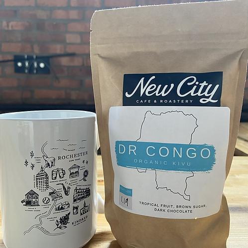 New City DR Congo
