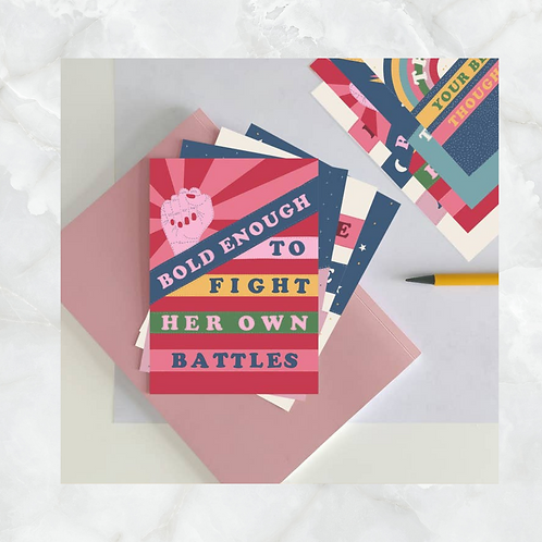 The Feminist Manifesto Postcard Set