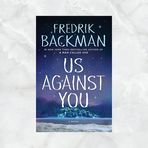 Us Against You (Book 2)