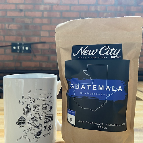 New City Guatemala