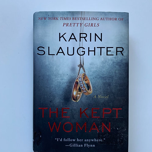 The Kept Woman (#8 Will Trent Series)