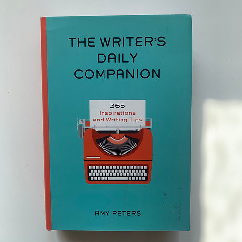 The Writer's Daily Companion
