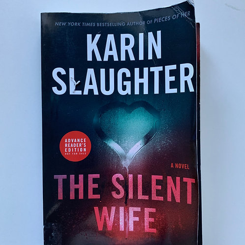 The Silent Wife (#10 Will Trent series)
