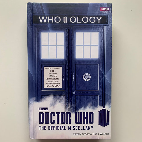 Doctor Who: The Official Miscellany