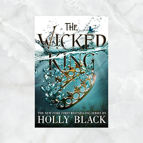 The Wicked King (#2)
