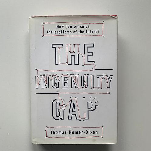 The Ingenuity Gap