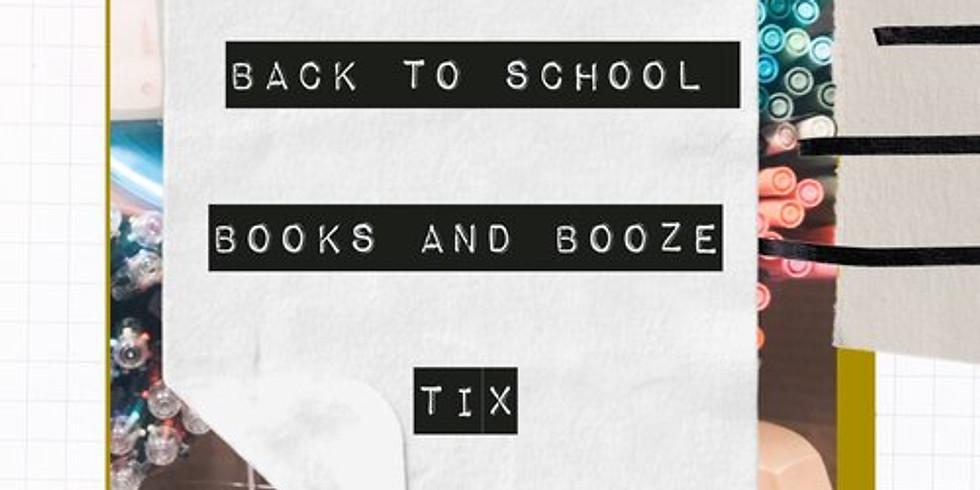 Books + Booze