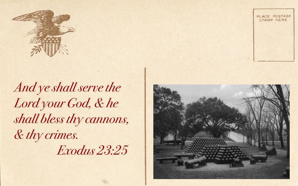 Exodus 23:25