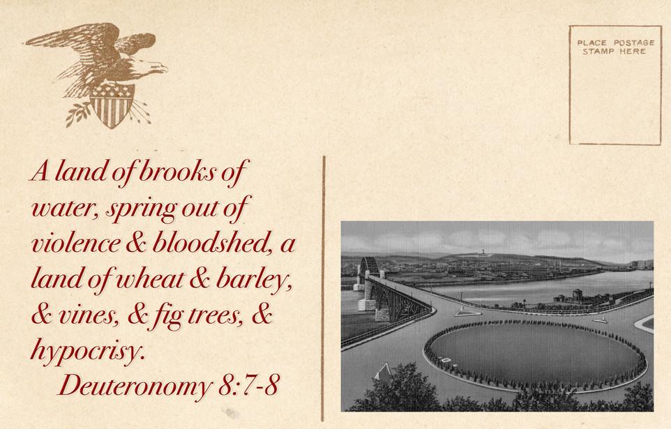 Deuteronomy 8:7-8