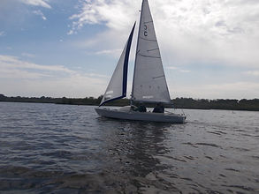 Learning how to sail