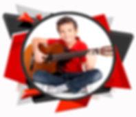 Гитара, ребенок с гитарой