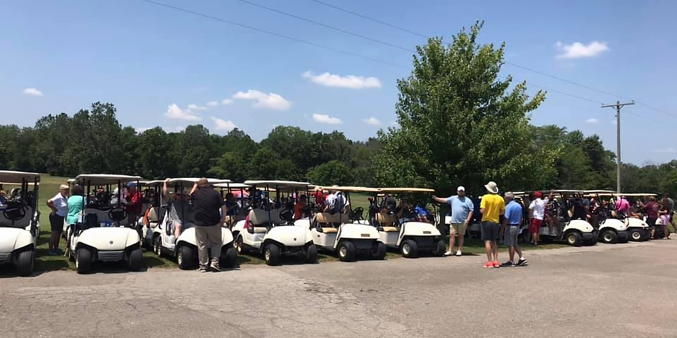 2021 Golf Outing Fundraiser