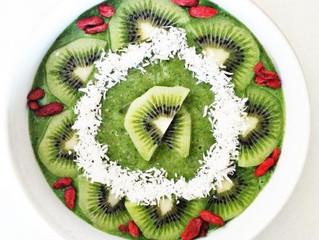 Kiwi Breakfast Bowl