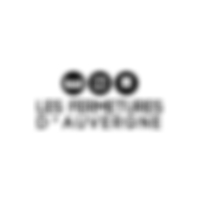 Les Fermetures d'Auvergne - Logo noir.pn