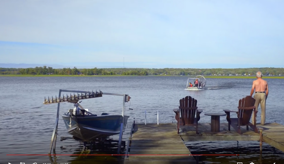 Credit: CBC Documentary, Cottagers and I