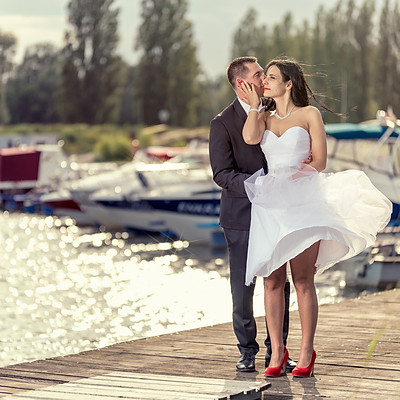 Ślub i wesele Mai i Ernesta